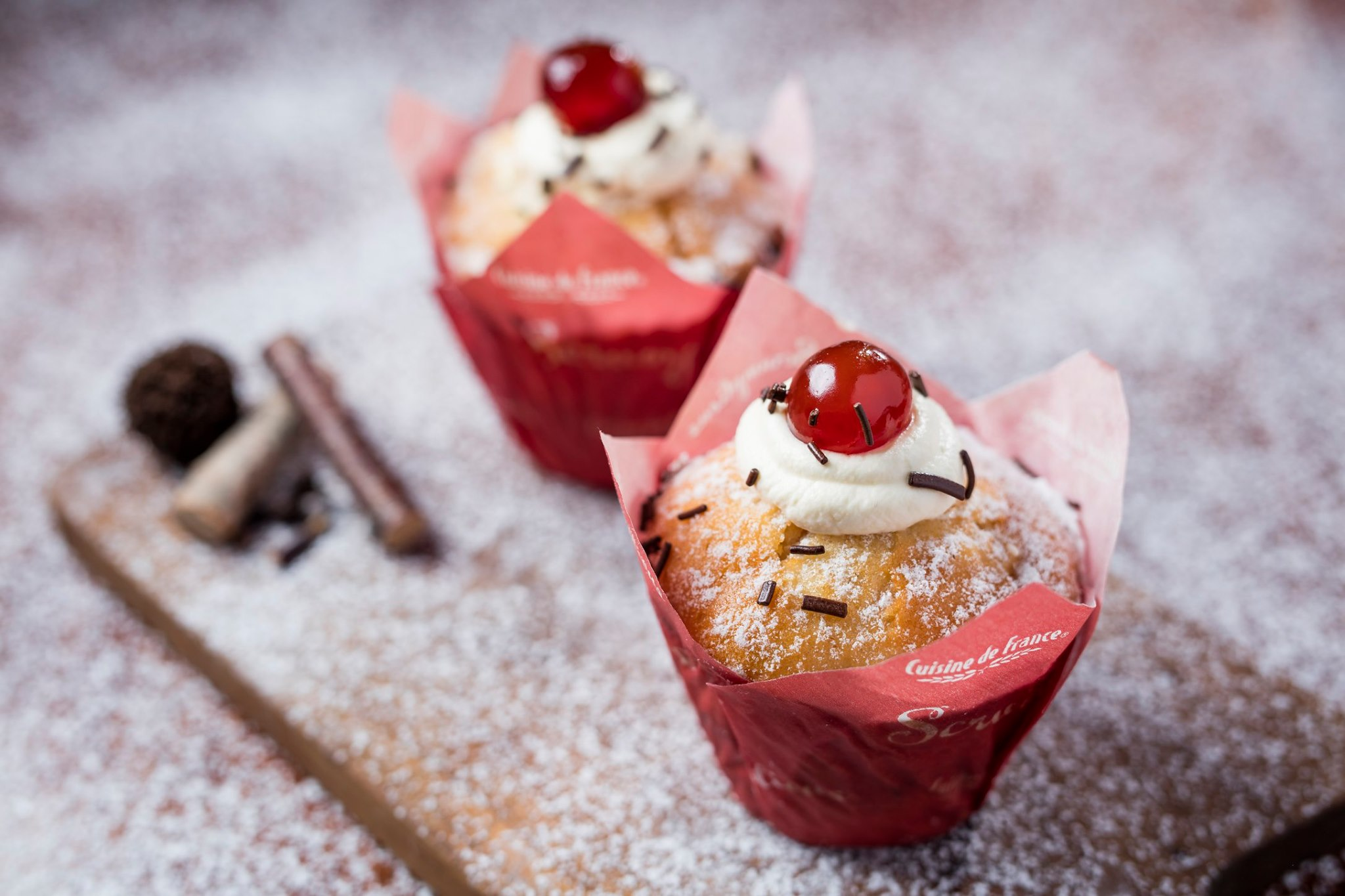 Trifle Muffin